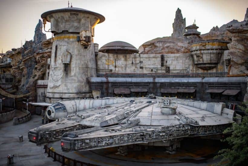 In order to survive your Star Wars vacation (let's face it. It's all about Star Wars, now.), at Disneyland Resort or Walt Disney World, here are some Galaxy's Edge Survival Tips. Check out these tips to help with your Galaxy's Edge plans. #StarWars #DisneyTips #GalaxysEdge #DisneyWorld #DisneyLand