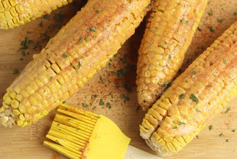 Summer calls for corn on the cob. Spice up your corn with this tasty Cajun roasted corn recipe.