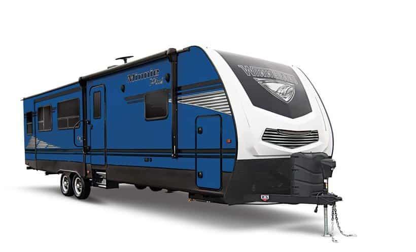 best travel trailers for full time living