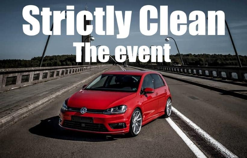 Strictly Clean The event 2019