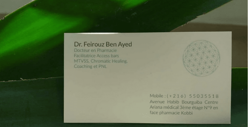 Feirouz Ben Ayed : Coach de vie, Thérapies énergétiques, PNL, Access Bars ... 1