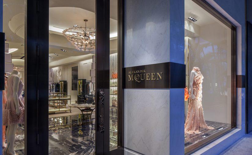 Alexander McQueen Worldwide