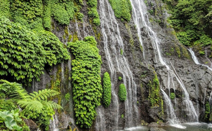 A waterfall, snorkeling & a boutique hotel