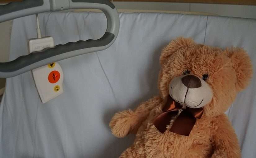 Kinderen krijgen volwassen ziekten