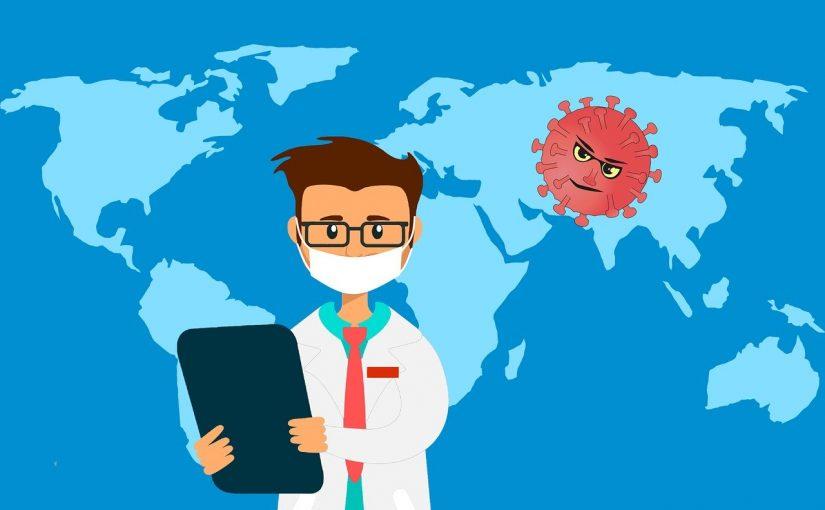 Epidemie van virussen, de effecten van homeopathie.