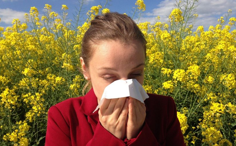 Allergische rinitis en de homeopatische mogelijkheden.