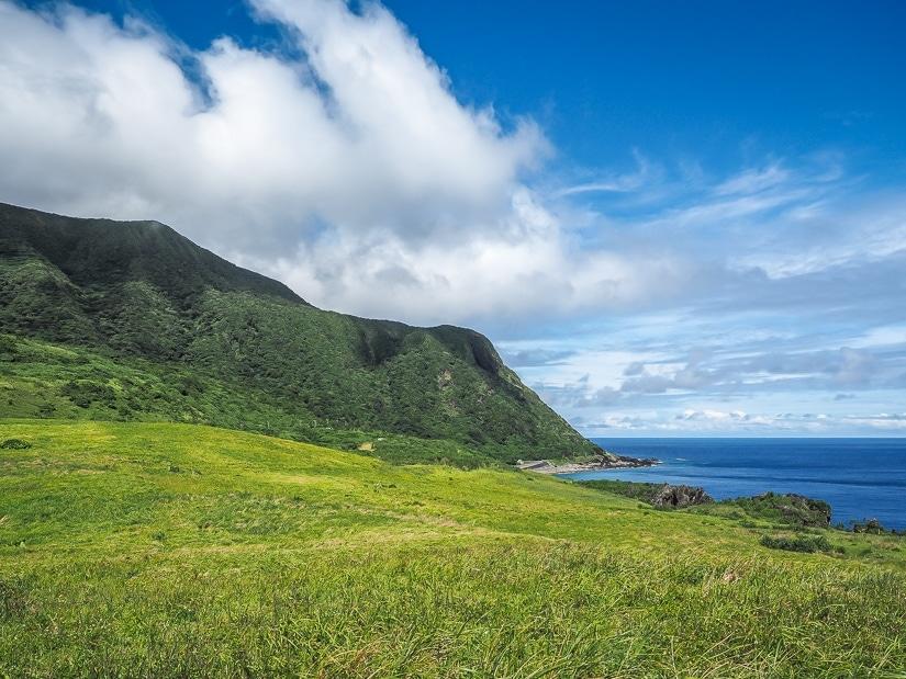 Qing Qing Grassland, Orchid Island (Lanyu)