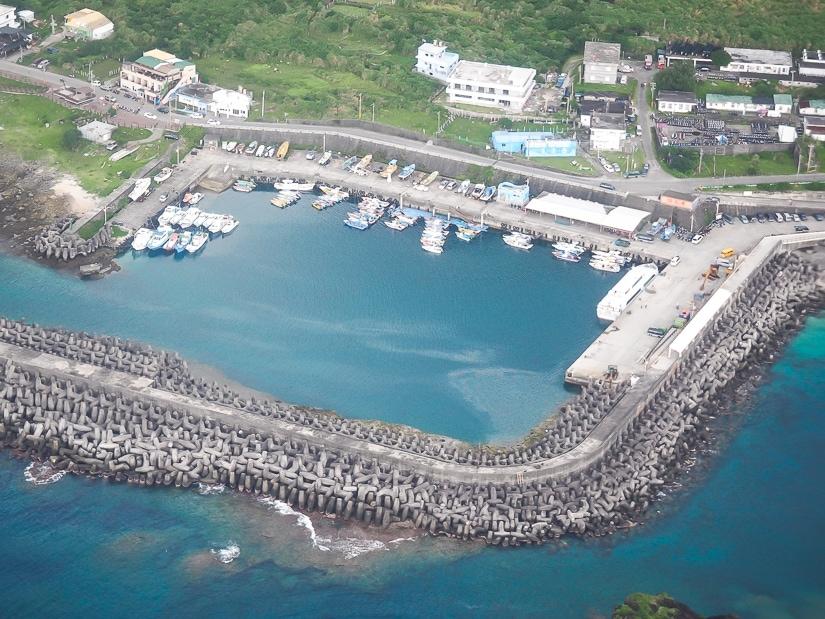 Kaiyuan Harbor, Orchid Island (Lanyu)