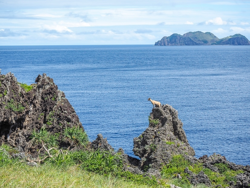 Little Orchid Island (Xiao Lanyu)