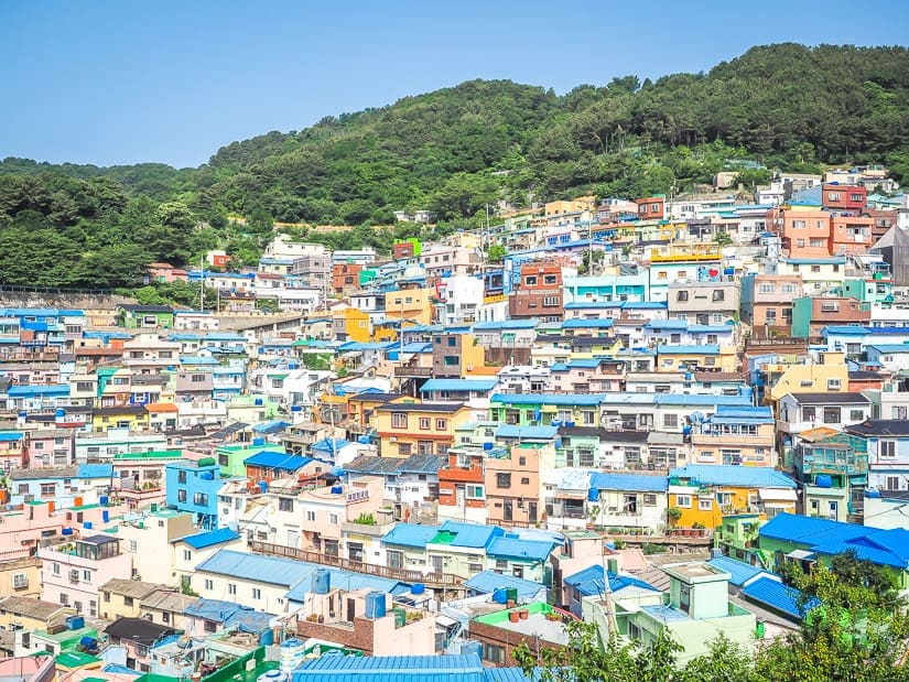 Gamcheon Culture Village, a stop that cannot be missed on any travel itinerary fro Busan