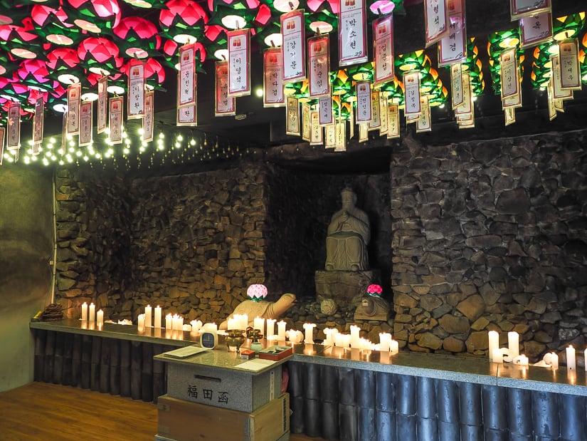 Jijangam Hermitage, Beomeosa Temple, Busan