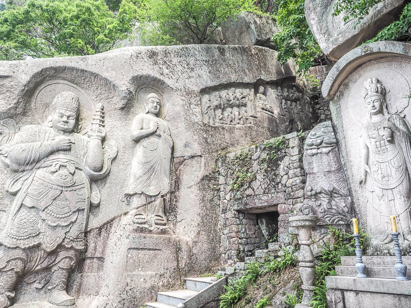 Seokbulsa Temple, Busan