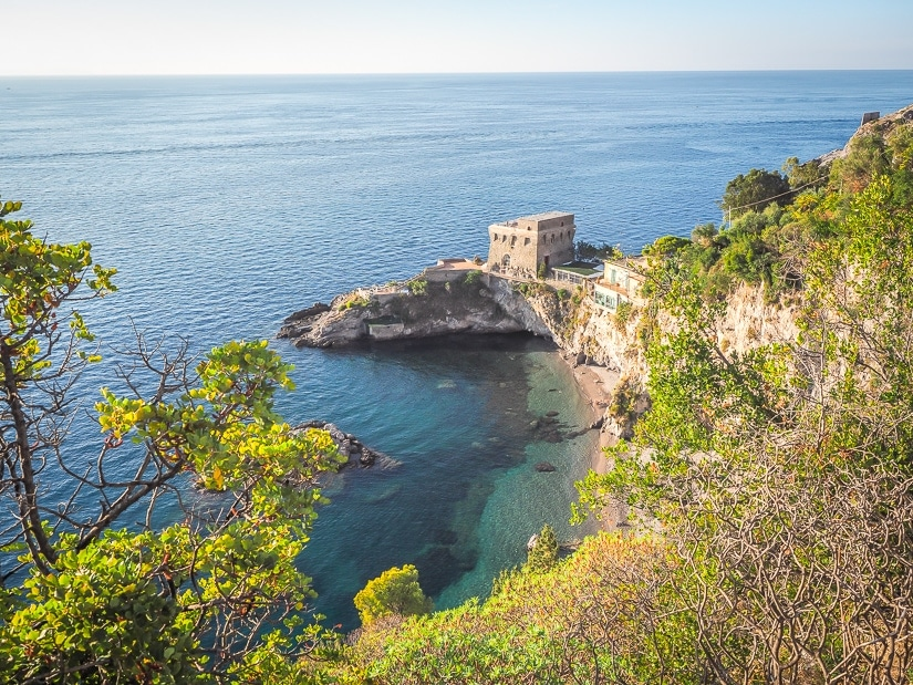 Erchie, Italy: Off-the-Beaten-Track Amalfi Coast | Spiritual Travels