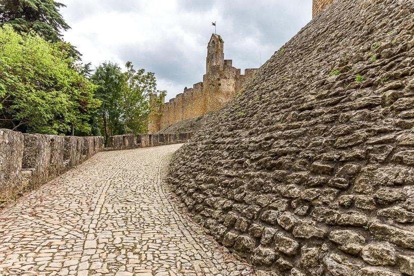 Tomar, Camino Portgues pilgrimage