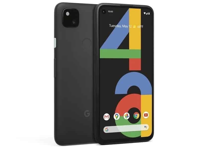 Android 11 Pixel 4a