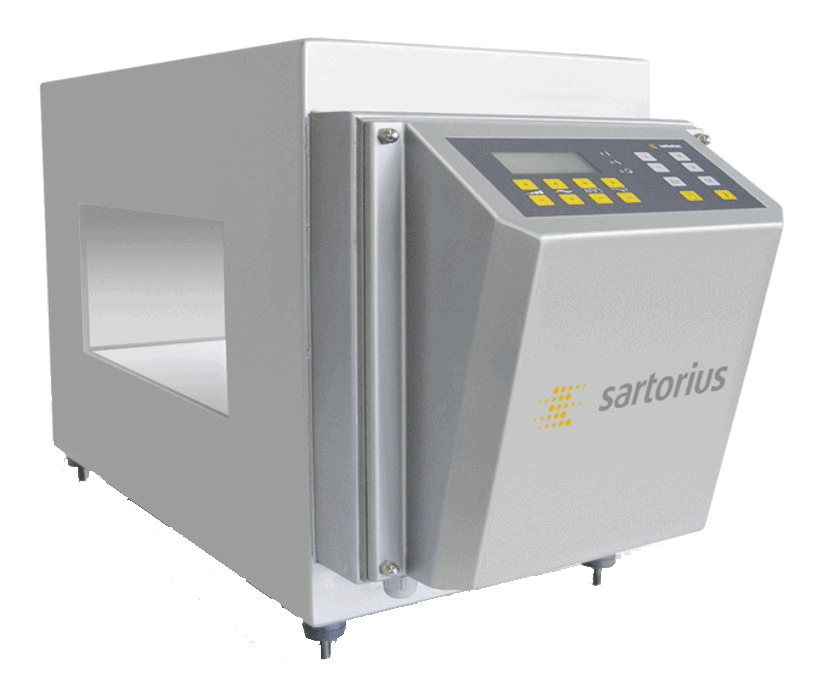 Sartorius MDE Metal Detector Updated