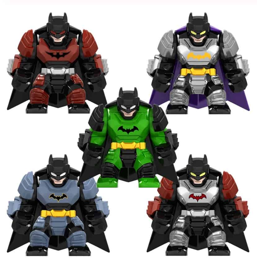 AliExpress Lego Replica Lego Alternative Lego Clone AliExpress Blocks Store Starwars Minifig Batman