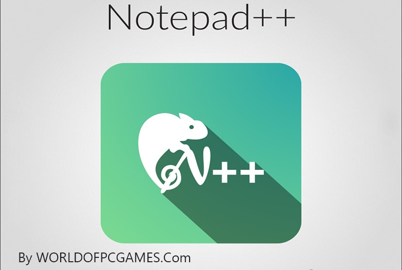 Notepad ++ Free Download PC Game By Worldofpcgames.com