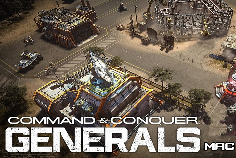 Command & Conquer Generals Free Download For Mac Deluxe Edition By Worldofpcgames.com