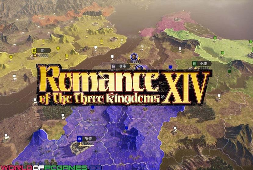 ROMANCE OF THE THREE KINGDOMS XIV Descarga gratuita Por Worldofpcgames