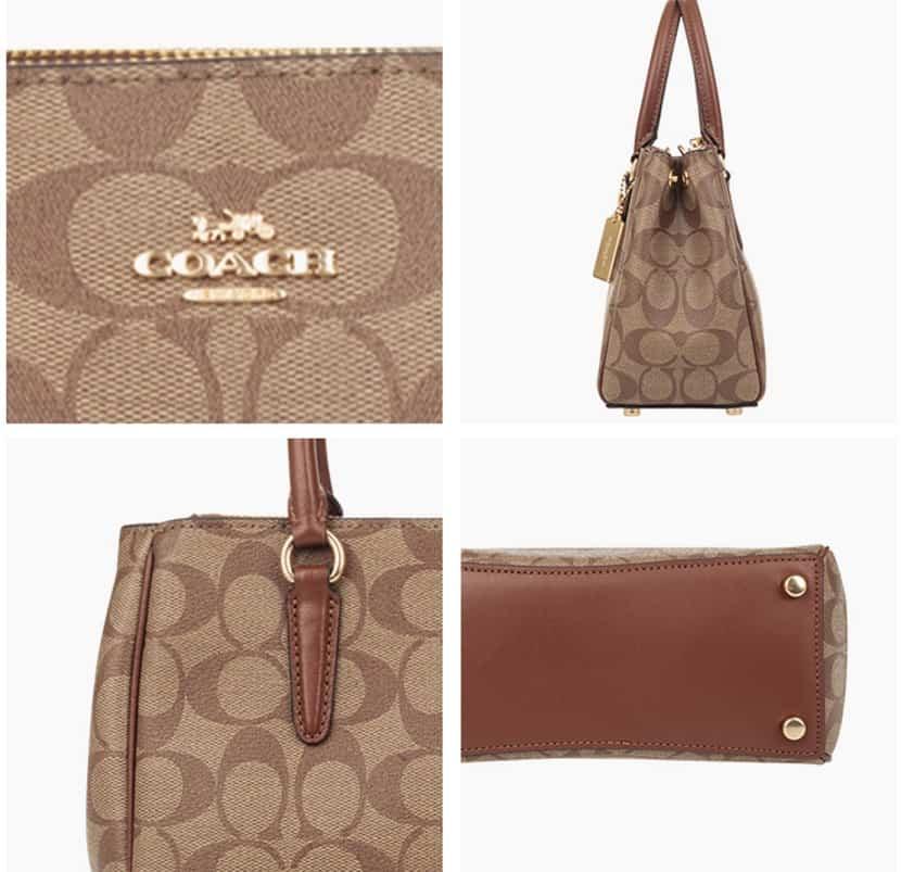 AliExpress Cheap Designer Women Luxury Handbags Replica Copy Purse Coach Bag1