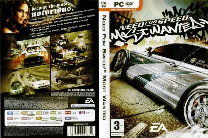 Need For Speed Most Wanted PC Game Free Download Full ISO