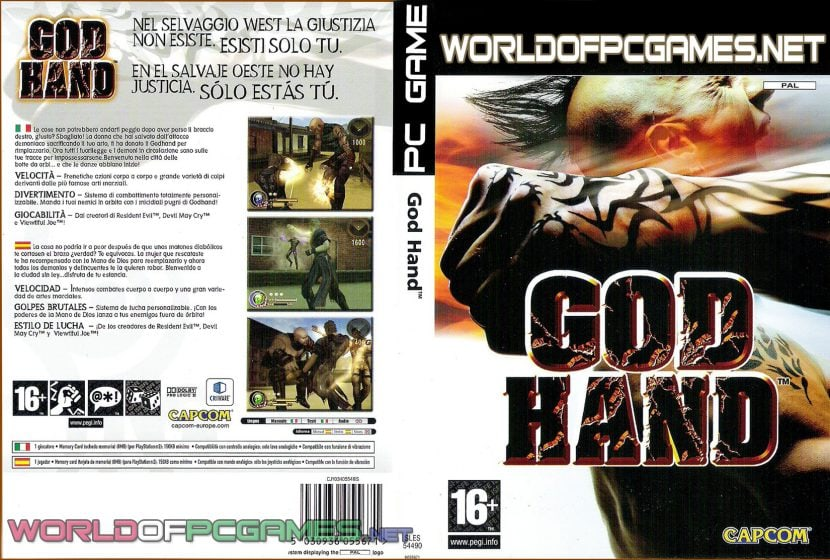 God Hand Free Download PC Game Full Version ISO