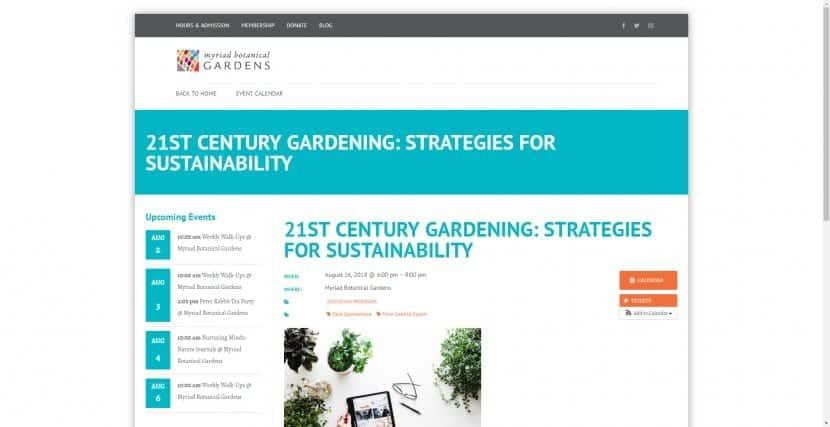 myriad gardens class