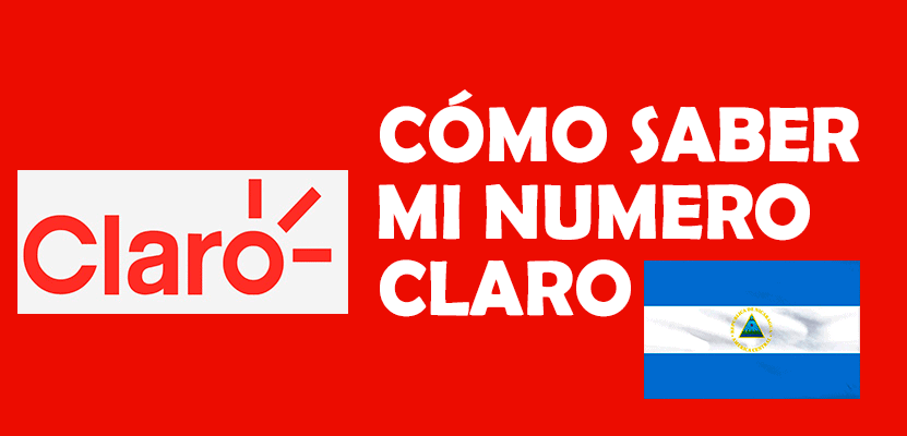 Cómo saber mi número Claro Nicaragua