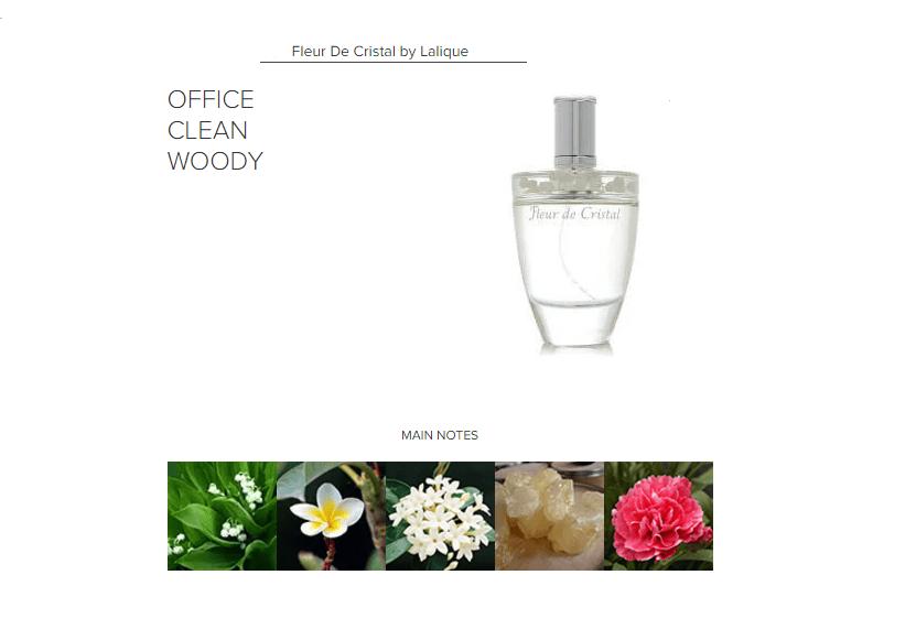 Fleur De Cristal By Lalique