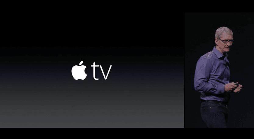 Neues tvOS von Apple im Herbst 1
