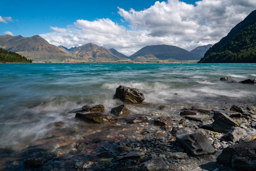 bobs cove near queenstown new zealand