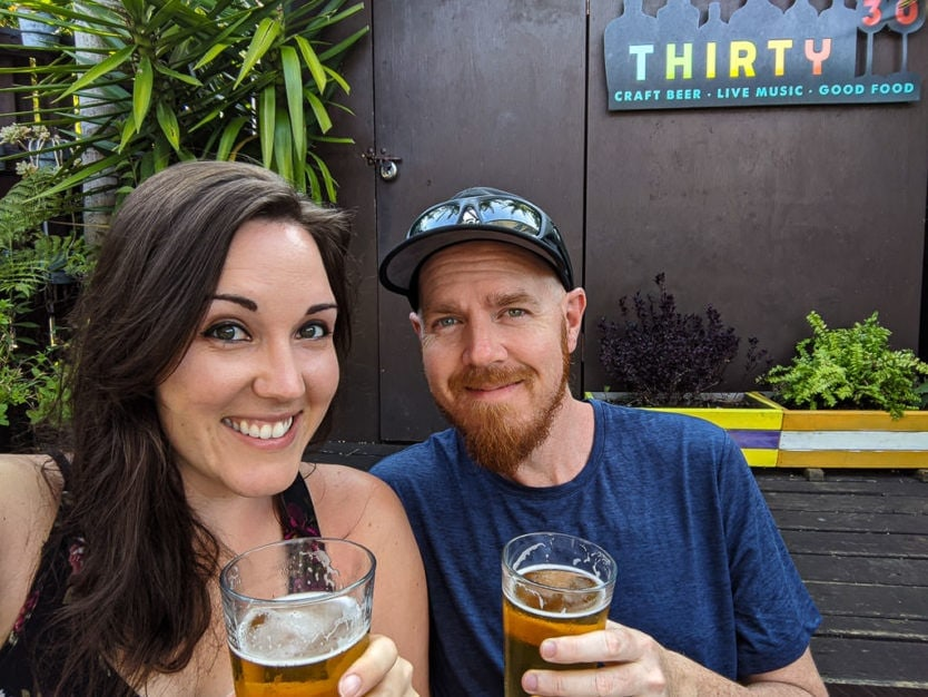 thirty30 brewery paihia next to base backpackers hostel which is a great paihia accommodation