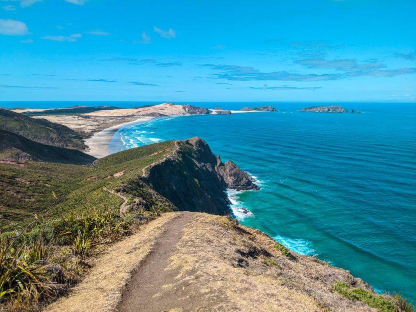 northland cape reinga lighthouse trail