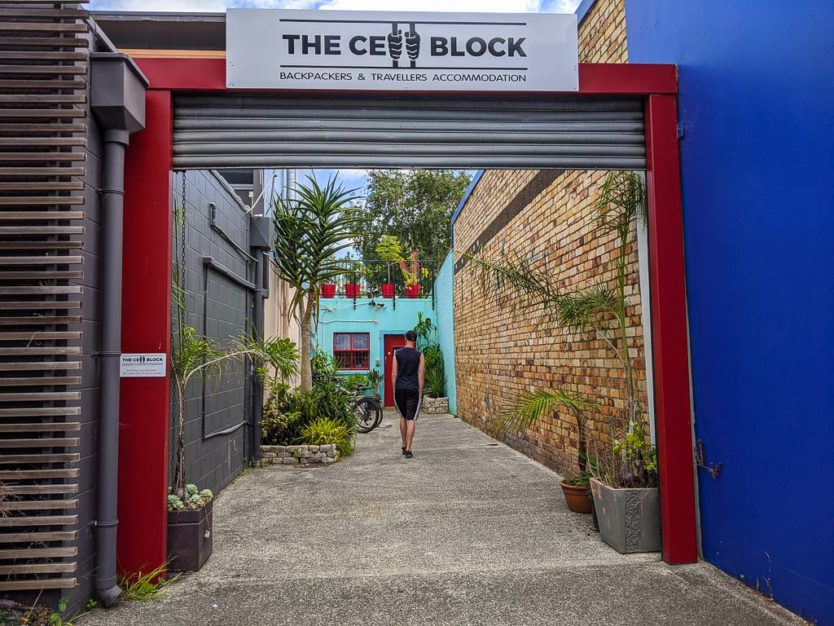 cell block backpackers hostel whangarei accommodation in northland new zealand
