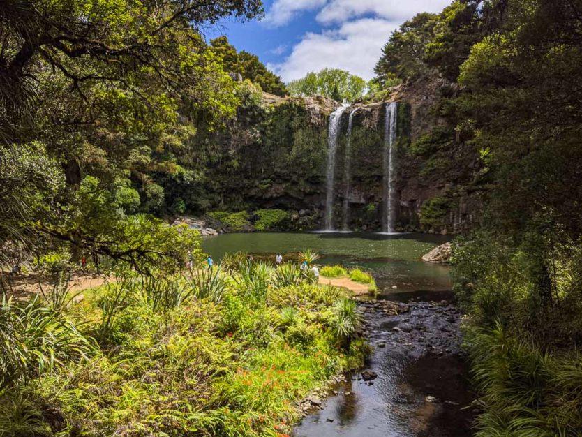 Otuihau Whangarei Falls