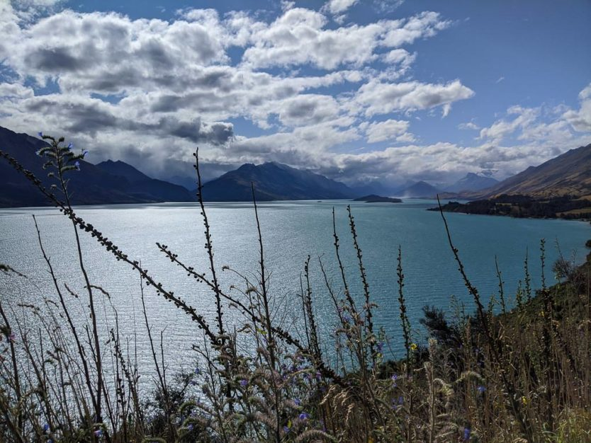 drive to glenorchy near queenstown