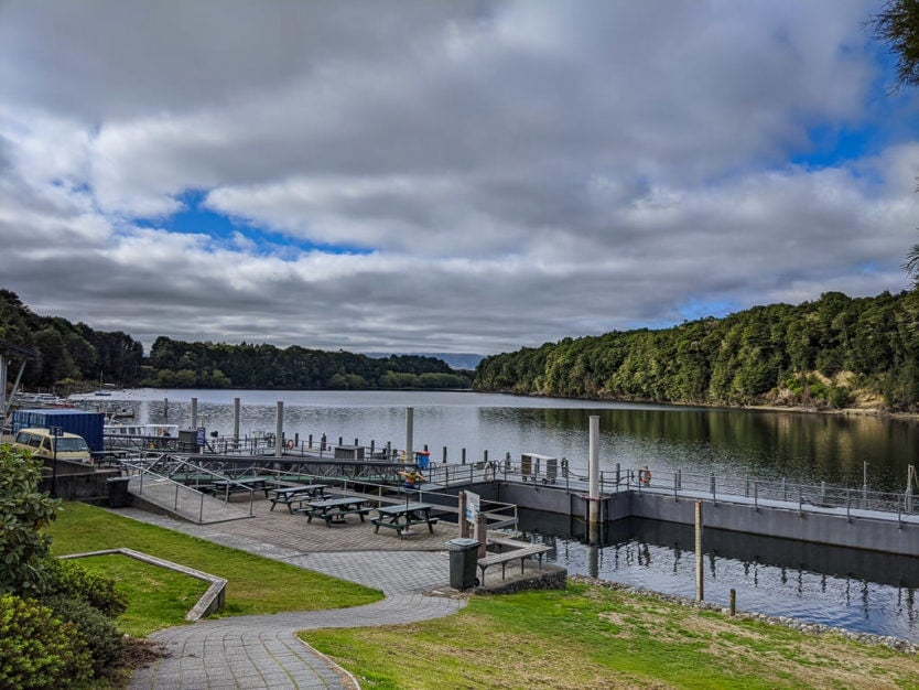 manapouri new zealand for doubtful sound overnight cruise with real journeys