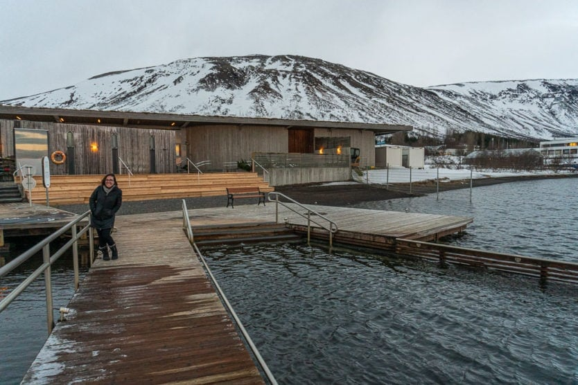 steam baths and sauna at laugarvatn fontana