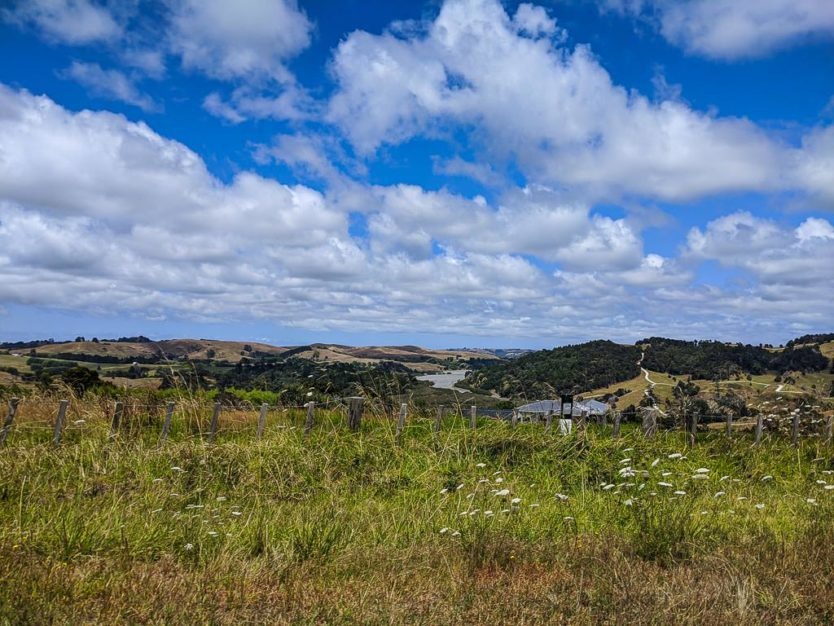 northland road trip farmlands