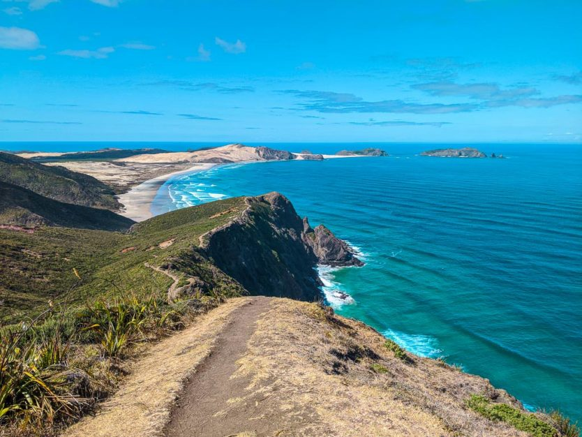 northland cape reinga lighthouse trail