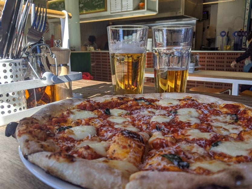 jucy snooze queenstown new zealand Miss Lucy's pizza