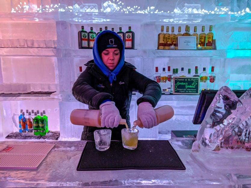 below zero bar queenstown