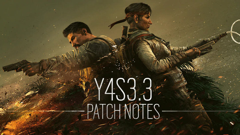 R6 - Patch Notes - Y4-S3.3