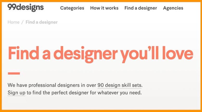 99designs - astute copy blogging tools and resoucres