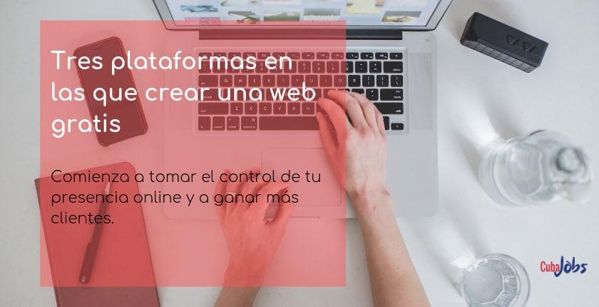 webs gratis