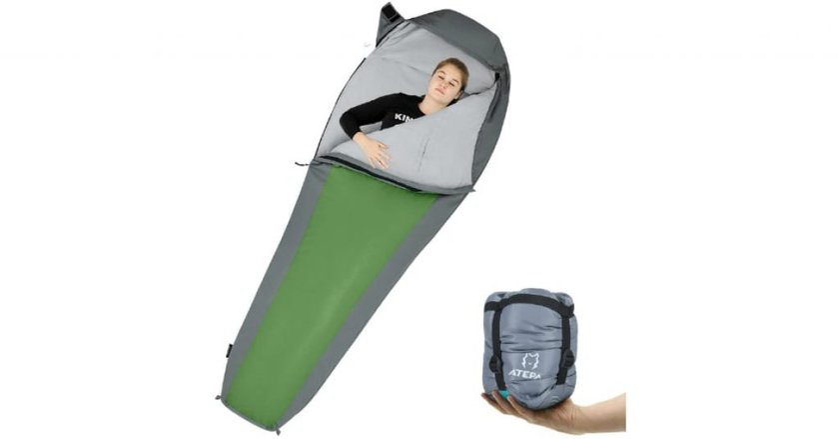 ATEPA Backpacking Compact Sleeping Bag