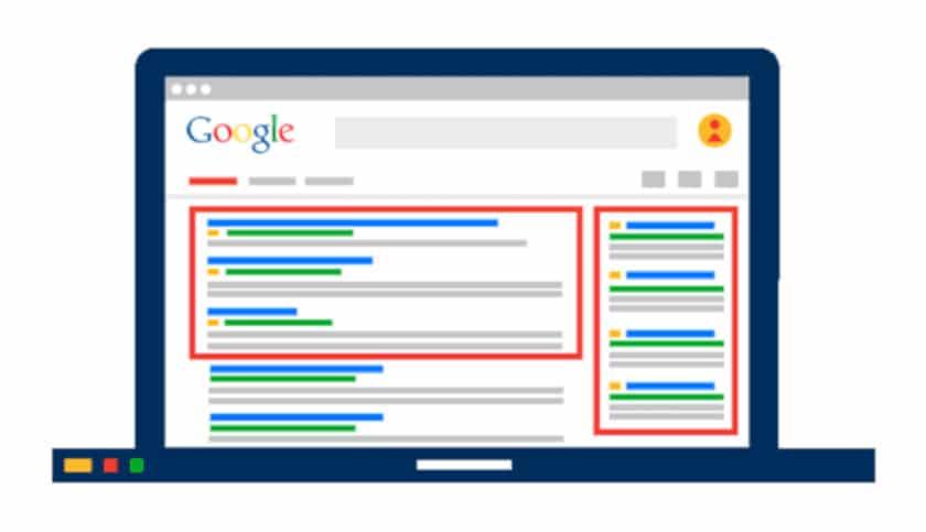 Rede de Pesquisa do Google. Onde ira aparecer seu anúncio