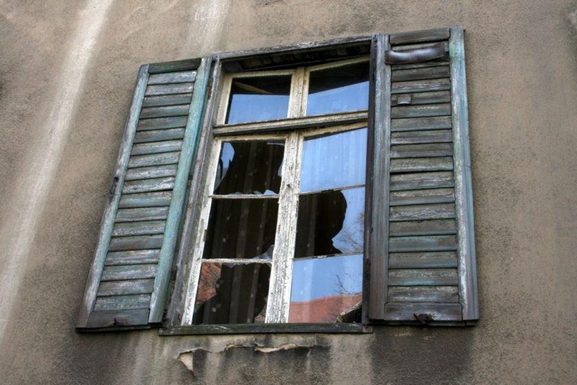 Fensterladen Köpenick