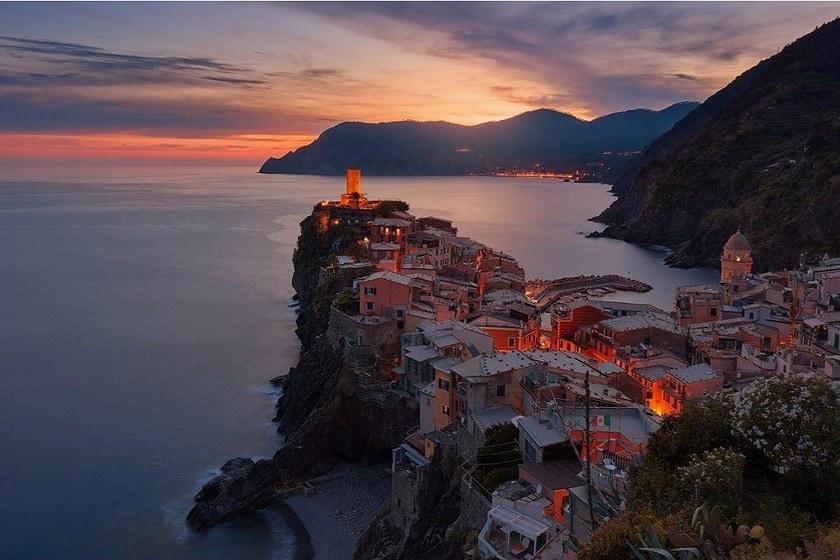 italy coast